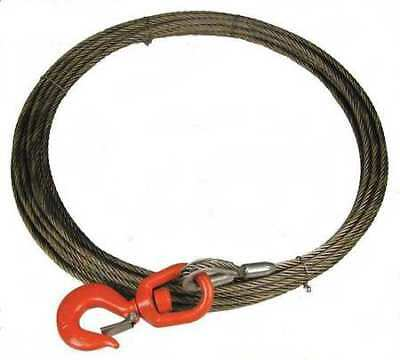 LIFT-ALL 38WISX75 Winch Cable, 3/8 In. x 75 ft.