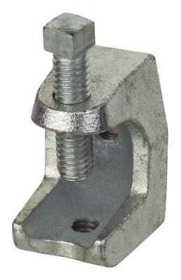 THOMAS & BETTS 500-SC Beam Clamp, 1/4 in., Malleable Iron, PK50