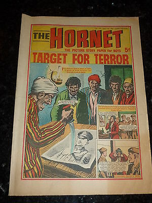 The HORNET Comic - Issue 199 - Date 01/07/1967 - UK Paper Comic