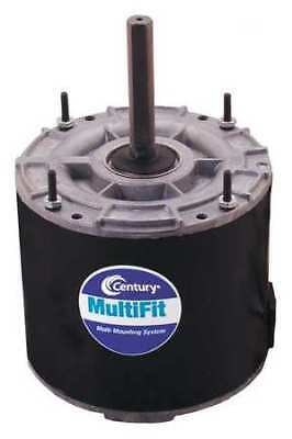 CENTURY 9723 Condenser Fan Motor, 1/6to1/4HP, 1075 rpm