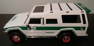 2004Hess Toy Truck -Sport Utility Vehicle Unboxed
