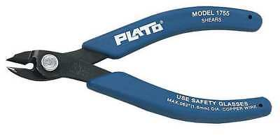 PLATO 1755 Cutter, Oval, 6 In. L, Blue