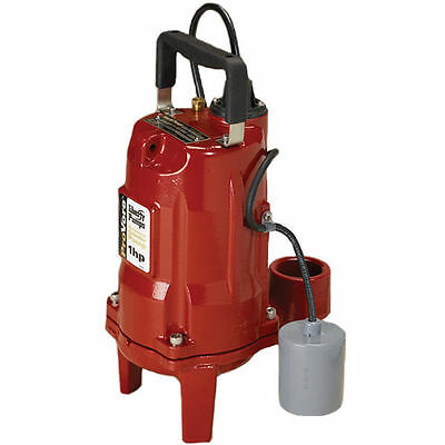 """Liberty Pumps PRG101A - 1 HP ProVore® Residential Grinder Pump (2"""") w/ Pi..."""