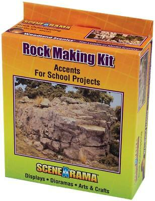 NEW Woodland Scenics Scene-A-Rama Rock Outcropping Kit SP4121