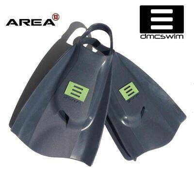 DMC Swim Fins GREY / Swim Training Fins / Swimming Flippers