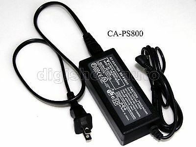 CA-PS800 AC Adapter For Canon Powershot A580 A700 A1200 A570 A590 A710 IS Camera