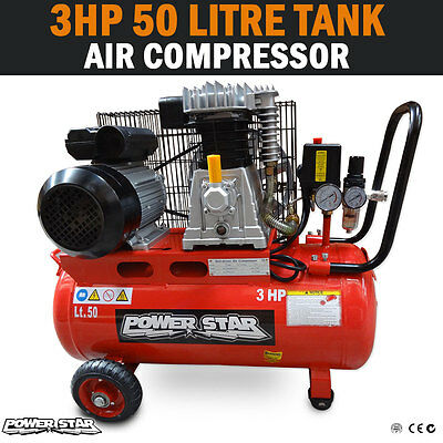 Belt Driven 3 horse power 12CFM Air Compressor Portable 300L/min Aircompressor