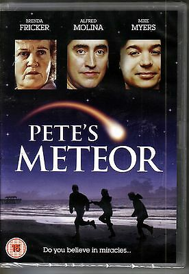 Pete's Meteor [DVD] Starring Mike Myers, Brenda Fricker, Alfred Molina and John