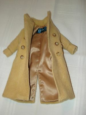 Ralph Lauren Wool Coat for Barbie, Fashion Royalty, Model Muse or Friend