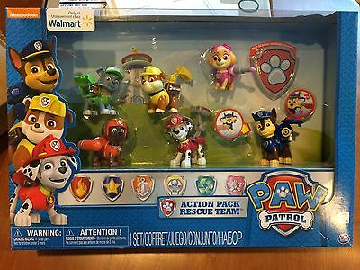Paw Patrol Action Figure - Action Pack Rescue Team