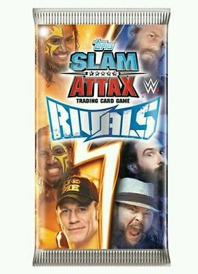 Topps Slam Attax Rivals 2014 Complete Set of 208 cards plus 1 limited editon
