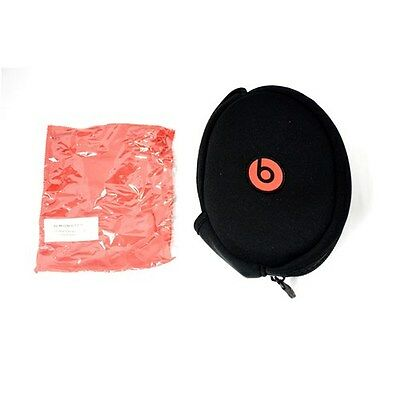 Carrying Case for Beats by Dr. Dre Solo, Solo HD - Black
