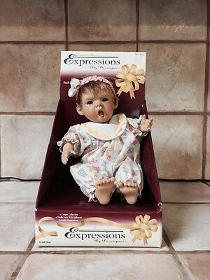 "EXPRESSIONS BY BERENGUER 10"" Baby Girl  NEW IN BOX Item 9840"
