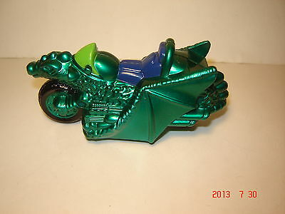 "1994 Wendy's Kids Meal Cybercycle ""GREEN"""