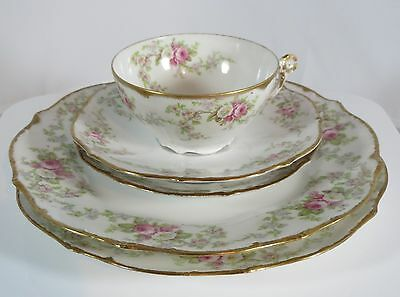 5 Pieces - Limoges - Bawo & Dotter - Elite Works - #BWD94 - Circa 1900-1914