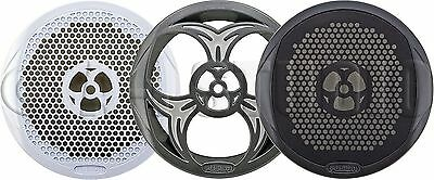 """Fusion Ms-Fr702G Marine 7"""" Replacement Grilles Kit Sets Fits Ms-Fr702 Speakers"""