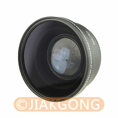 67mm 0.45x WIDE Angle + Macro Conversion LENS 67 0.45