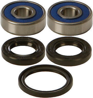 All Balls Racing Rear Wheel Bearings and Seals Kit 25-1319 for Honda/Yamaha