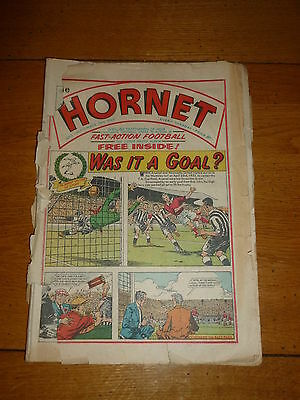 THE HORNET Comic - No 3 - Date 28/09/1963 - UK Paper Comic