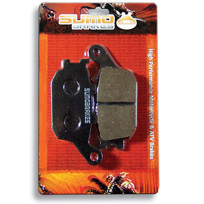 Suzuki Rear Performance Brake Disc Pads SFV 650 Gladius 2009 2010 2011 2012 2013