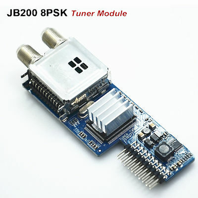 JB200 8PSK /TURBO Module for Jynxbox Ultra HD Satellite Receiver **ALL VERSION**
