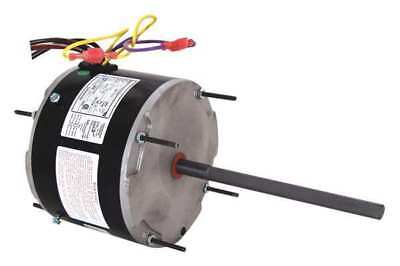 Condenser Fan Motor,1/6to1/3HP,1075 rpm