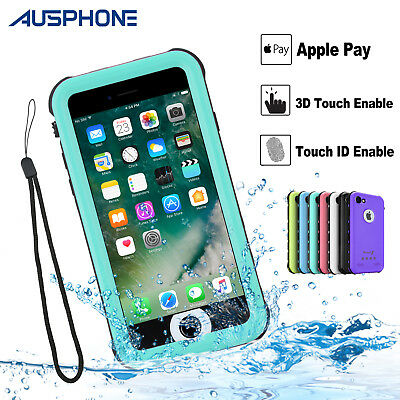 Waterproof Heavy Duty Hard Case Cover for Apple iPhone 6S | 6S Plus iPhone 6