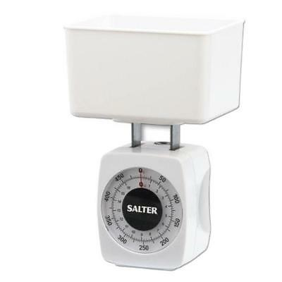 Salter Mechanical Diet Scale (White, 1-Pound) New