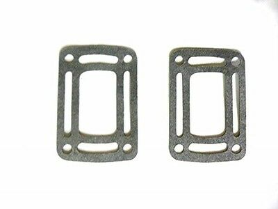 Exhaust Riser Elbow Exhaust Gaskets Ford Small Block 302 351ci Engine (2) 0527