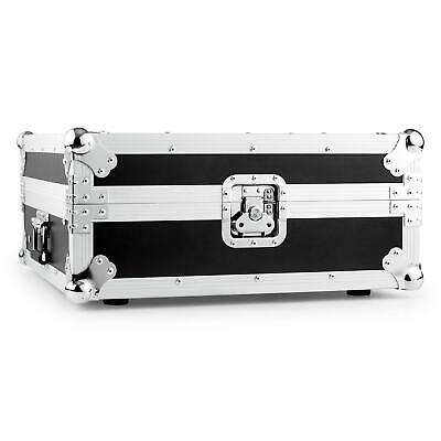 "Profi Dj Pa Stuido Flight 19"" Rack Mixer Case Transportbox Winkel Flightcase Neu"
