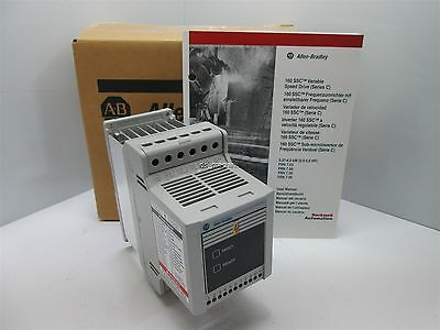 New Allen Bradley 160S-AA02NPS1 Speed Controller Variable AC Motor Drive