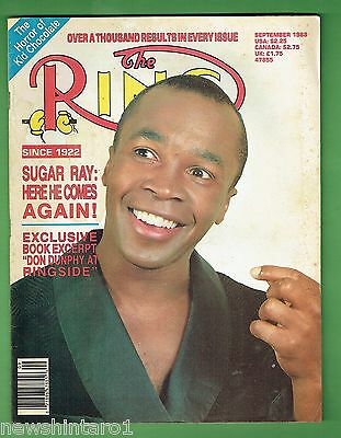 #cc.  The Ring Boxing Magazine, September 1988