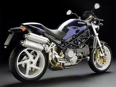 Manuale di Officina ducati monster s4r 996 anno 2004-2006