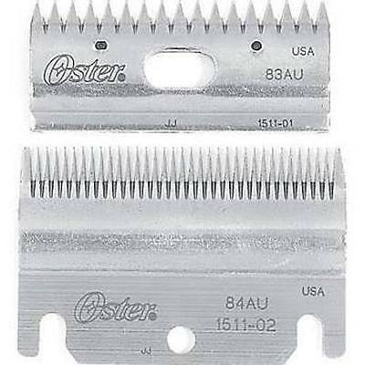 Oster Cryotech ClipMaster Combo Set with Upper AND Lower Blade #78511-126