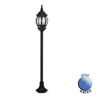 Outdoor Garden Outside Light Bollard Lamp Post Lights Lantern Lamppost Lighting