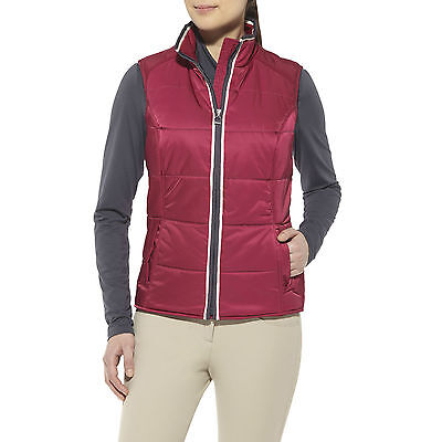 ARIAT - Women's Ashley Vest - Heliconia Pink - ( 10011259 ) - New
