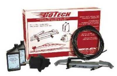 Outboard Hydraulic Steering Kit For 115 Hp Or Less Yamaha Mercury Uflex Gotech10