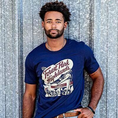 a784e7b3 HUNT'S DRIVE-IN T-SHIRT - Peoria Bygone Brand Retro Tees - $24.00 ...