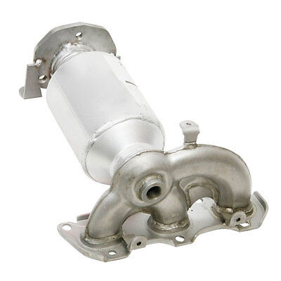 REACT Catalytic Converter (Type Approved) For VW Polo / Seat Ibiza