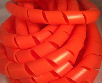 Cord Detangler ORANGE - for ALL! Clippers, Trimmers, Blow Dryers, Irons, Cords