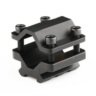 Universal 13mm to 21mm Barrel Mount with 21mm Single Picatinny / Weaver Rail