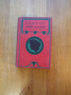 Lady of the Lake by Sir Walter Scott HC