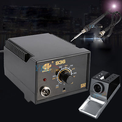 New 936 SMD Professional Soldering Rework Station Temperature Control US Ship