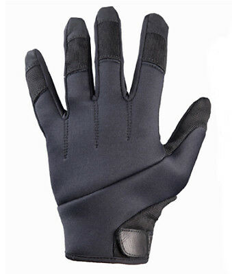 New Turtleskin Alpha Police Gloves - Cut & Hypodermic Needle Protection - Large