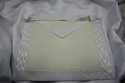 Craft Lodge Entered Apprentice Apron (Lambskin) Free Delivery