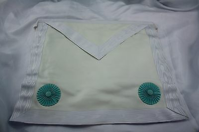 Craft Lodge Fellow Craft Apron (Lambskin) Free Delivery