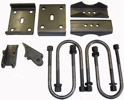 M.O.R.E. Axle Swap Kit Rear Jeep with Ford 8.8 in. Kit 98500