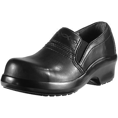 ARIAT - Women's Expert Composite Toe Safety Clog - Black - ( 10011976 ) - New