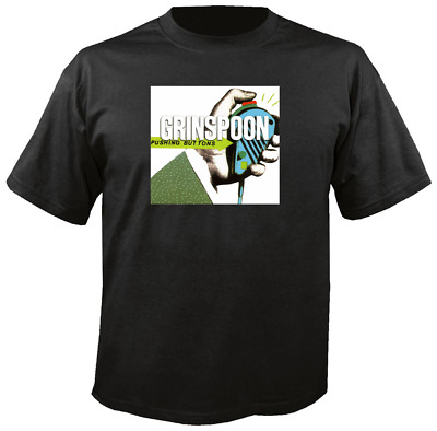 Tee Shirt New Adult Unisex Aussie Rock Greats GRINSPOON quality cotton t shirt