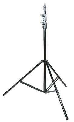 Air-Cushioned Photography Studio Flash 300cm Light Stand with Adjustable Spigot